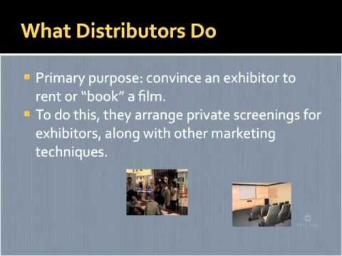 Film Distribution video