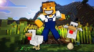 """Minecraft #347 -  """"LJay farmer, gdzie te fantomy?!"""""""