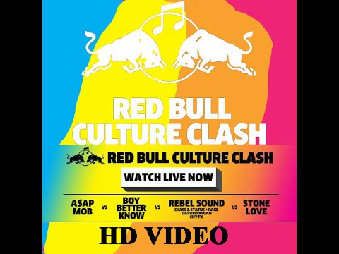 Red Bull Culture Clash 2014 Part One