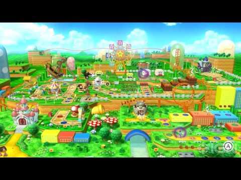Mario Party 10 Music - Mushroom Park (extended)