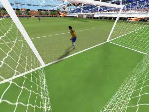 Speed-hack In Power Soccer (vid.2)