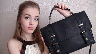 ЧТО В МОЕЙ ШКОЛЬНОЙ СУМКЕ? WHAT`S IN MY SCHOOL BAG?