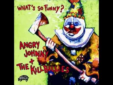 High Noon in Killville - Angry Johnny and the Killbillies