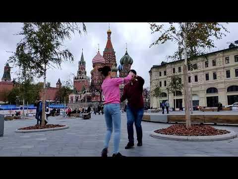[Bachata] Maksim Kotov & Maria Matyukhina — Red Dress