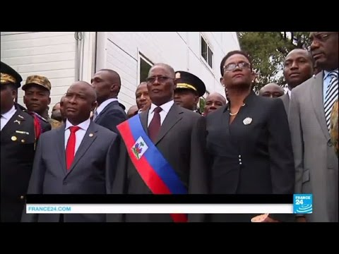 Haiti politics: Poll results annulled, election re-scheduled for October