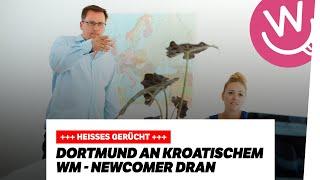 Wie Transfer-Gerüchte entstehen - Der kroatische WM-Newcomer