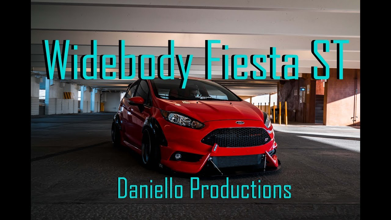 Nm S Widebody Fiesta St Daniello Productions Youtube
