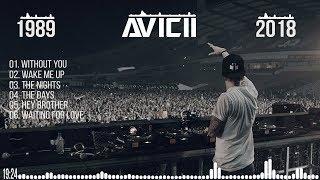 Homenaje a Tim Bergling ◢◤ Tributo a Avicii (1989 - 2018) ◢◤ Mix Mejores Canciones ◢◤ Q.D.E.P Video