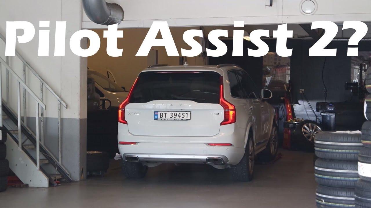 2016 Volvo XC90: Upgrade to Pilot Assist 2?!
