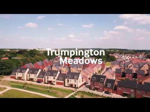 Trumpington Meadows, Cambridge