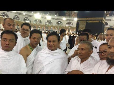 PPP: Prabowo Bertemu Amien Saat Umrah Adalah Hal Biasa