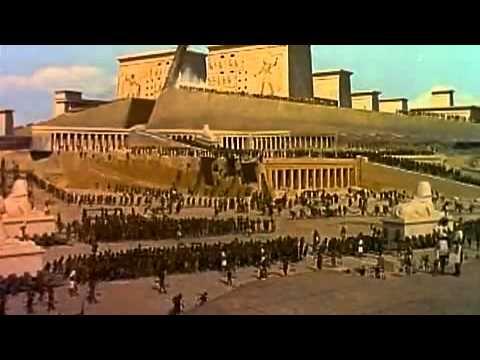 Die Zehn Gebote (1956) - Trailer