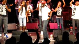 """Let Us Worship"" Tye Tribbett & Team Fresh"