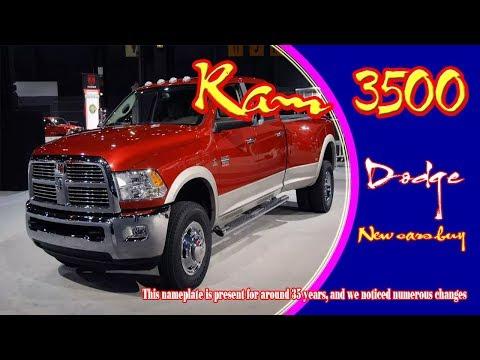 2019 Dodge Ram 3500 | 2019 Dodge Ram 3500 Diesel | 2019 dodge ram 3500 dually | New cars buy