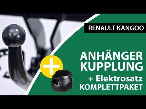 E-Satz PKW Anhängerkupplung WESTFALIA starr für RENAULT Kangoo
