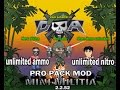 HACK TRICK | How to hack Mini militia | unlimited all things | very easily | no root | with proof |
