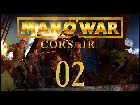 Man O' War: Corsair - E02 'Plagued'