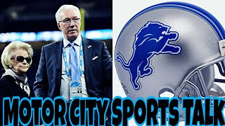 Should Detroit Lions Change Their Name?