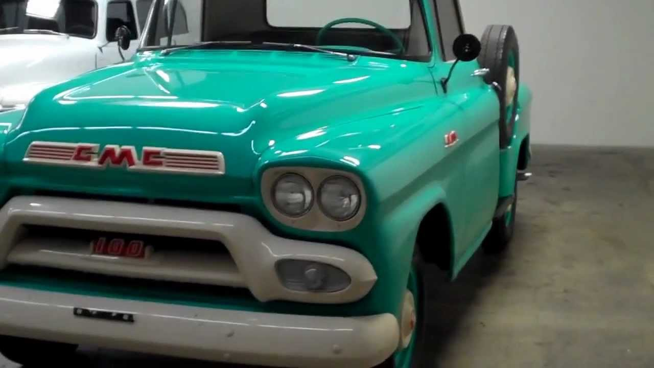 1959 GMC Pick-up Truck - FOR SALE - www.OCclassicCars.com.MP4 ...