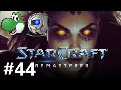 Let's Play Starcraft: Remastered Co-op - Part 44