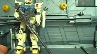 GUNDAM MOBILE REPAIR STATION REVIEW!