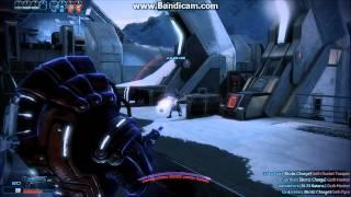 Mass Effect 3 Multiplayer - Krogan Vanguard Solo Firebase White (BRONZE - No Items)