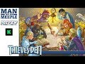Thieves Den Preview by Man Vs Meeple (Daily Magic Games)