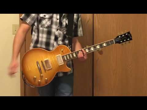 On The Edge - Great White Instrumental Cover