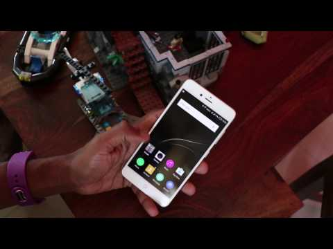 Nubia Z11 Mini S Fingerprint Sensor Review with Features list