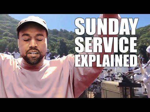 Kanye West's Sunday Service Explained