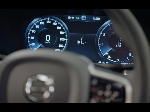 The Latest Technology In The New Volvo V60