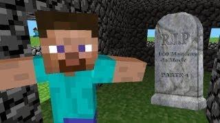 100 maneras de morir en Minecraft | Parte 4