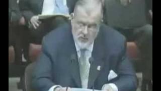 Resumen de la ponencia del Dr. José Luis Soberanes Fernández
