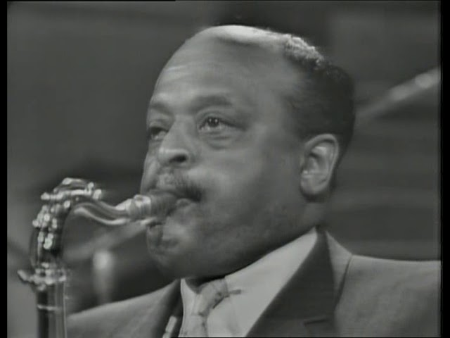 Jimmy Witherspoon on Jazz Casual