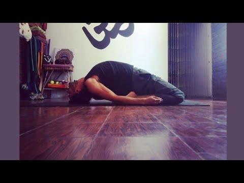 yoga para asmáticos  asana del pez  matsyasana  youtube