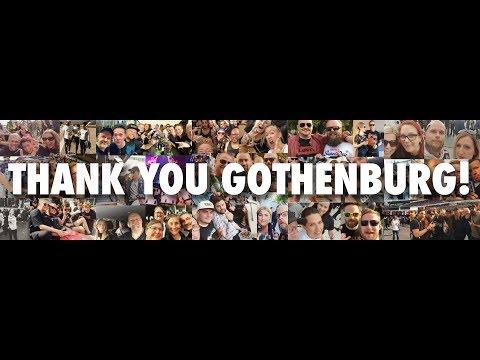 Metallica: Thank You, Gothenburg!