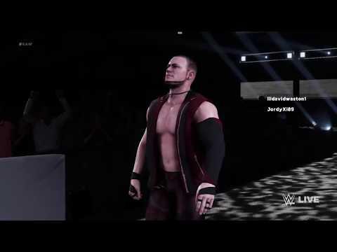 WWE 2K18| DDG Vs. Jason Kennedy IC Title (UPW)