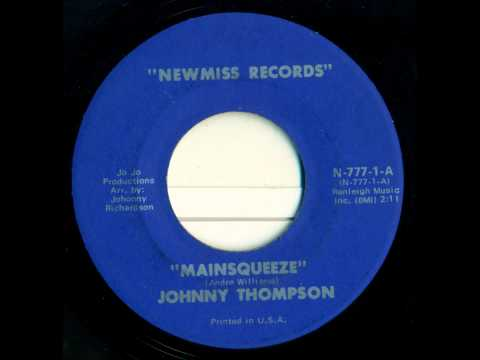 Johnny Thompson - Mainsqueeze
