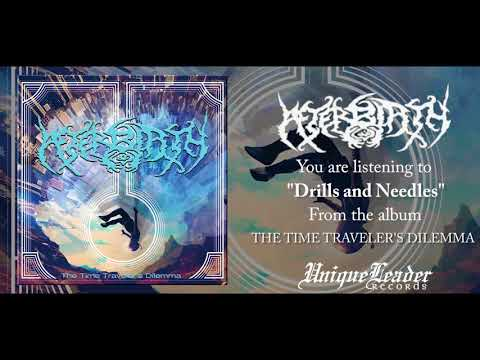 Afterbirth - The Time Traveler's Dilemma (FULL ALBUM HD AUDIO)
