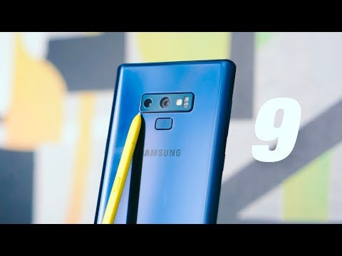 Samsung Galaxy NOTE 9 CAMERA REVIEW - THE NEW CAM TO BEAT?