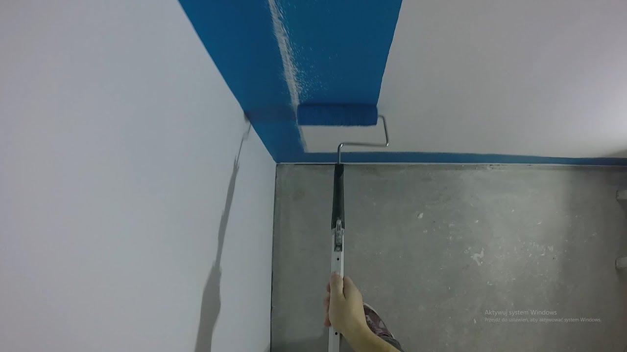 Malowanie ścian Wałkiem Relacja Z Prac Dzień Po Dniu Dzień 10