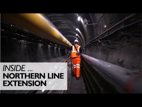Northern Line Extension to Battersea