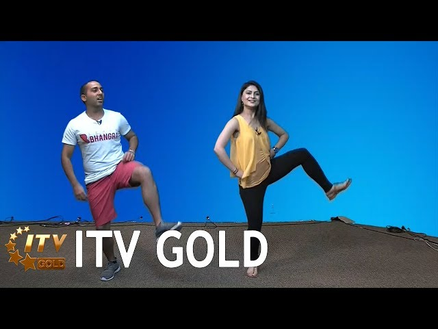 Learn Bhangra Tutorial With Lavesh Pritmani