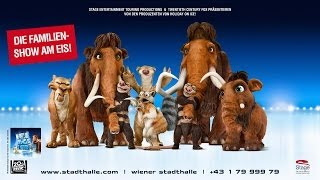 Австрия #24: Ледовое шоу Ice Age Live! в Вене (Wien, Stadthalle)