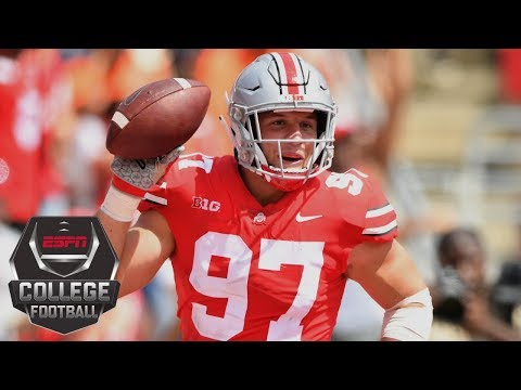 Nick Bosa leaving Ohio State football: What does it mean? | College Football