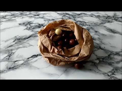 Noisettes 3 chocolat bio en vrac ou les billes du bonheur !