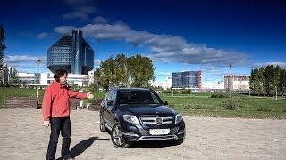 Тестдрайв: Mercedes GLK 220 CDI, 2013my