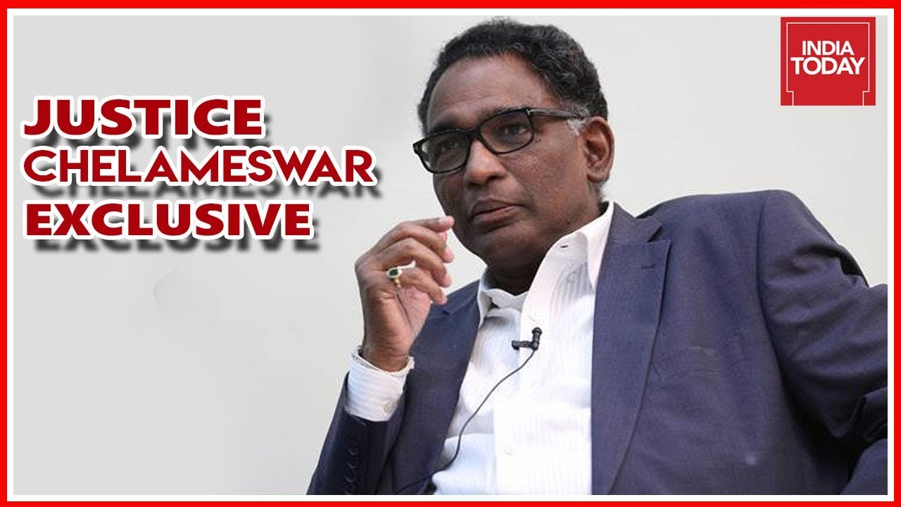 Justice J Chelameswar Exclusive To India Today After His Retirement | Full Interview