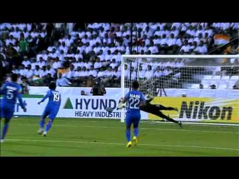 AFC Asian Cup 2011 M05 India vs Australia