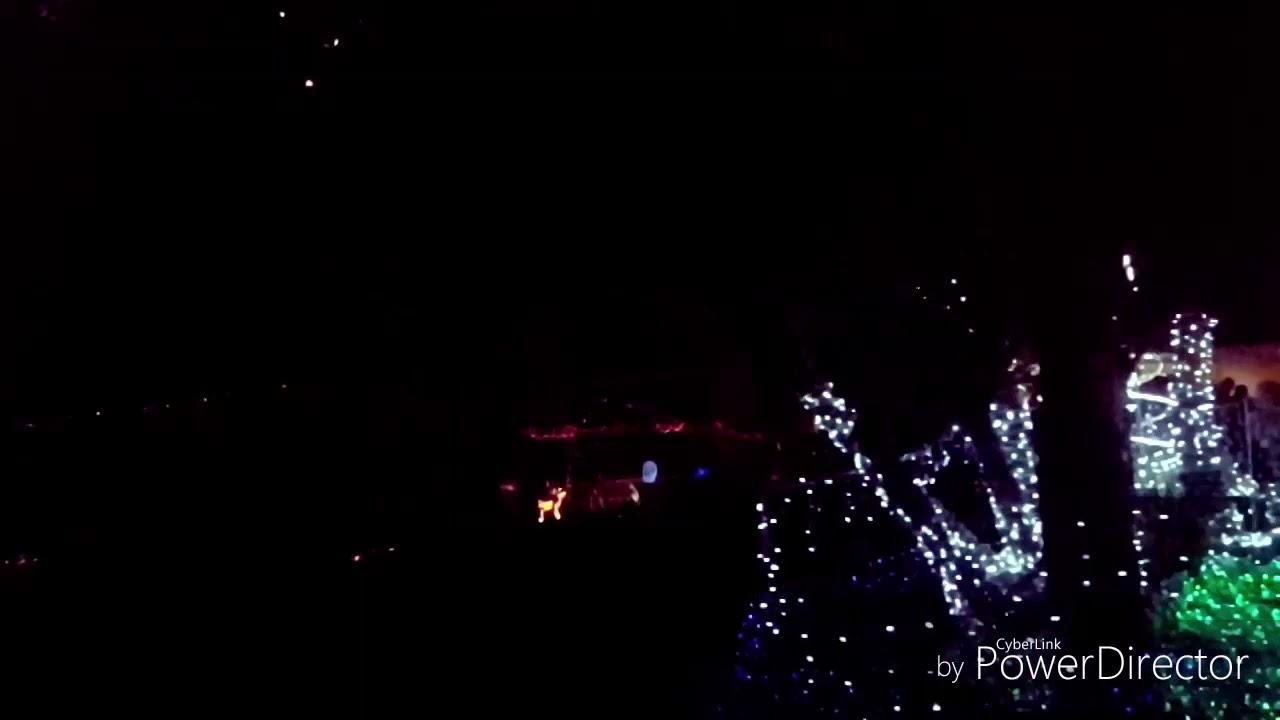 Christmas Lights Aesthetic Enjoy